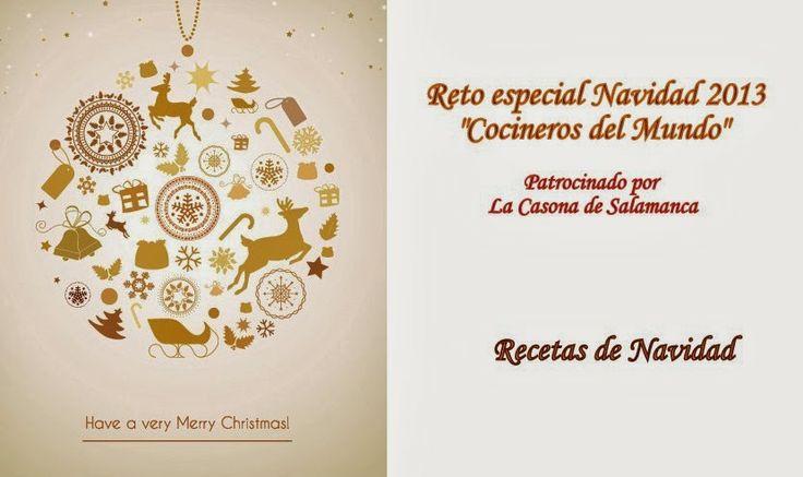 Buenos días. Ya tenemos a los ganadores del reto de Navidad. Enhorabuena a todos. Con tantas recetas maravillosas ha sido muy difícil.  http://cocinerosdelmundodegoogle.blogspot.com.es/2013/12/ganadores-del-reto-especial-de-navidad.html