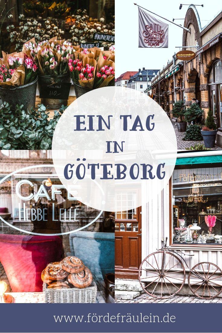 Ein Tag in Göteborg