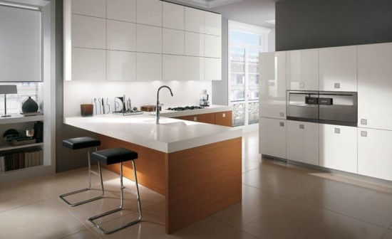 white lacquer kitchens - Google Search