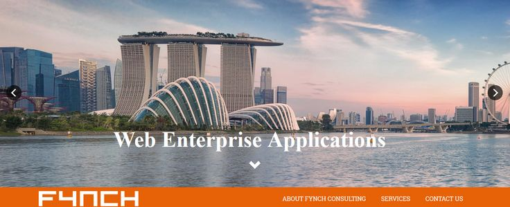 Fynch Consulting Singapore is a proven web applications service provider (ASP) of enterprise applications including Enterprise Resource Planning (ERP), Business Continuity Planning (BCP), Enterprise Application Integration (EAI), and Content Management Systems (CMS).