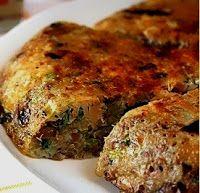 Torta di grano saraceno con funghi e cipolla...Эликсир молодости: Запеканка из гречневой каши с грибами и луком