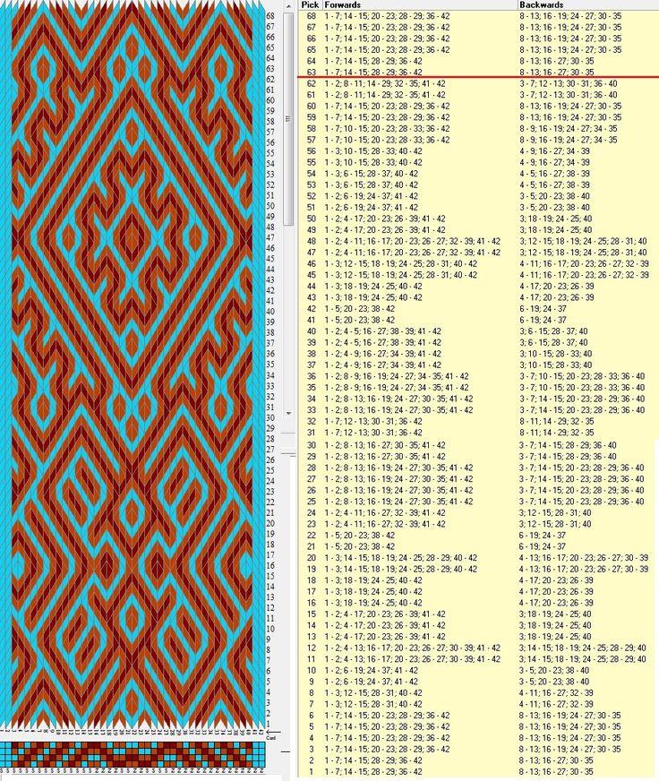 Trilogía β 42 tarjetas 3 colores, completa dibujo en 62 movimientos // sed_1026b diseñado en GTT ༺❁