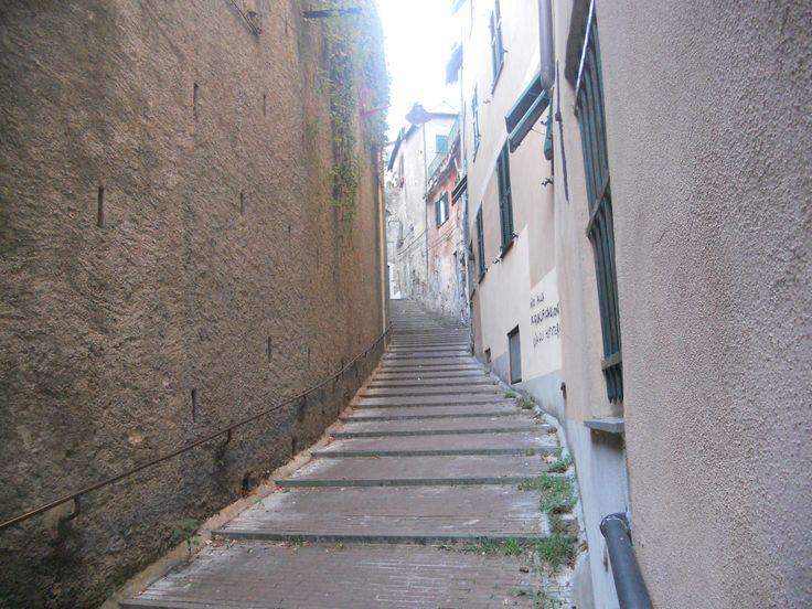 Salita San Bartolomeo del Carmine