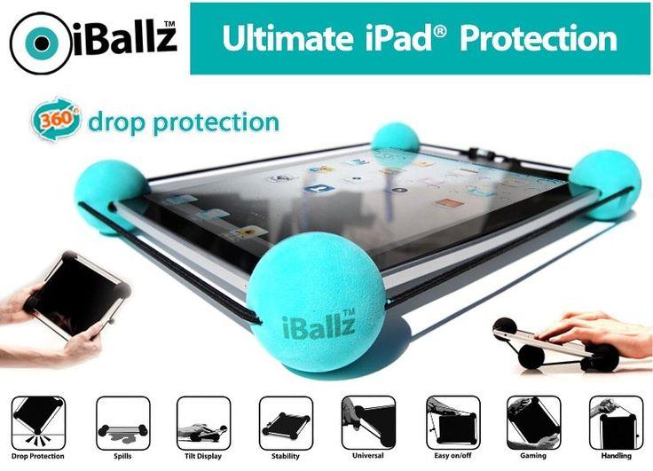 iBallz Shock Absorbing Harness - Ipad Gadget