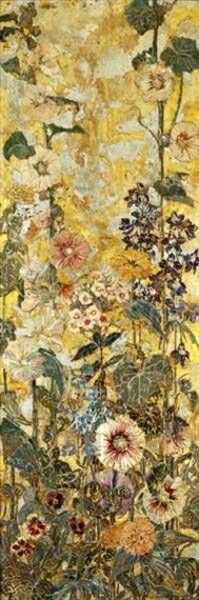 Greatest American Painters  Mary Elizabeth Price (1877 – 1965) Home Garden