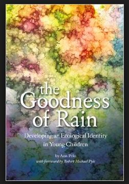 Meet the author of the Goodness of Rain Ann Pelo May 23 http://www.yrnature.ca/walking_in_place