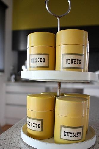 vavavoom vintage spice storage - Spice Storage