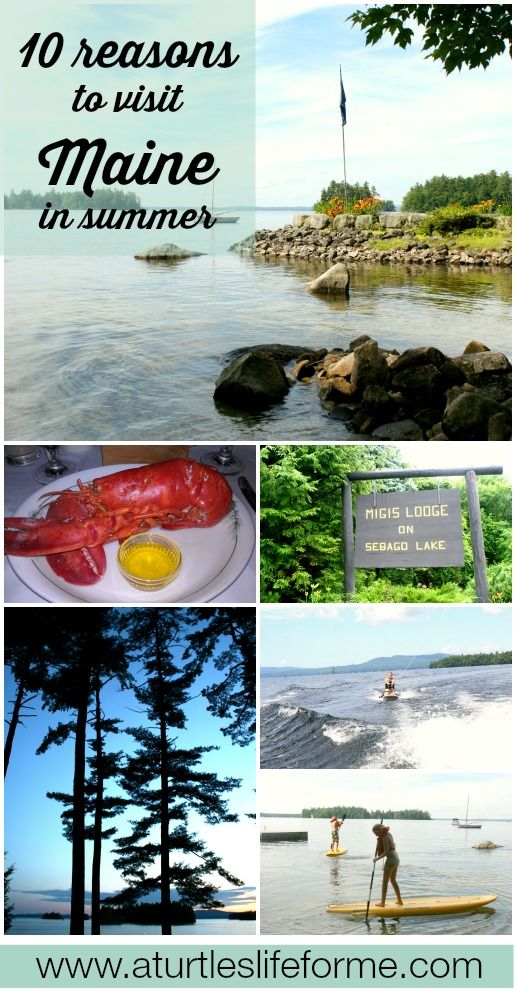10 Reasons to Vacation in Maine from our Trip to Migis Lodge