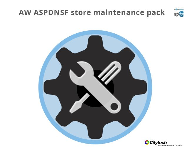 ASPDNSF Maintenance Pack for users who need maintenance of their ASPDNSF store at http://www.addonworks.com/aw-aspdotnetstorefront-store-monthly-maintenance-pack.html