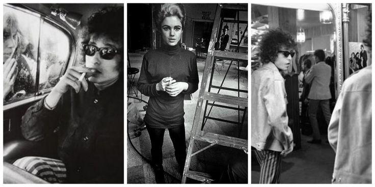 Monday Music Style: Bob Dylan + Edie Sedgwick = ASOS ...