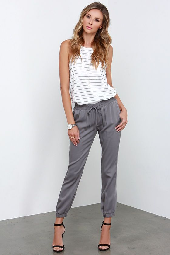 Beautiful How To Wear Dress Pants For Women Gray Dresses For Women Women Dresses