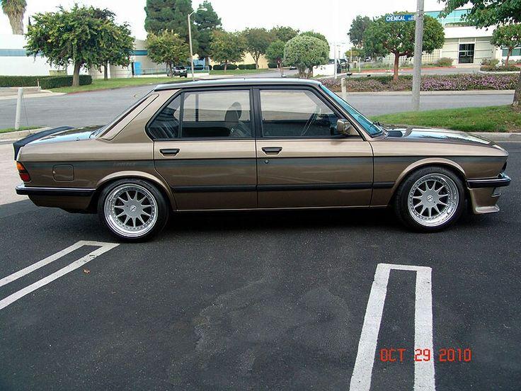 #BMW #e28 #Hartge