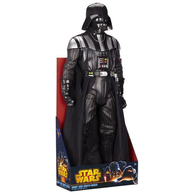 Figurines Darth Vader Star Wars 31 pouces. 39.99$ Achetez-le info@laboiteasurprisesdenicolas.ca 450-240-0007