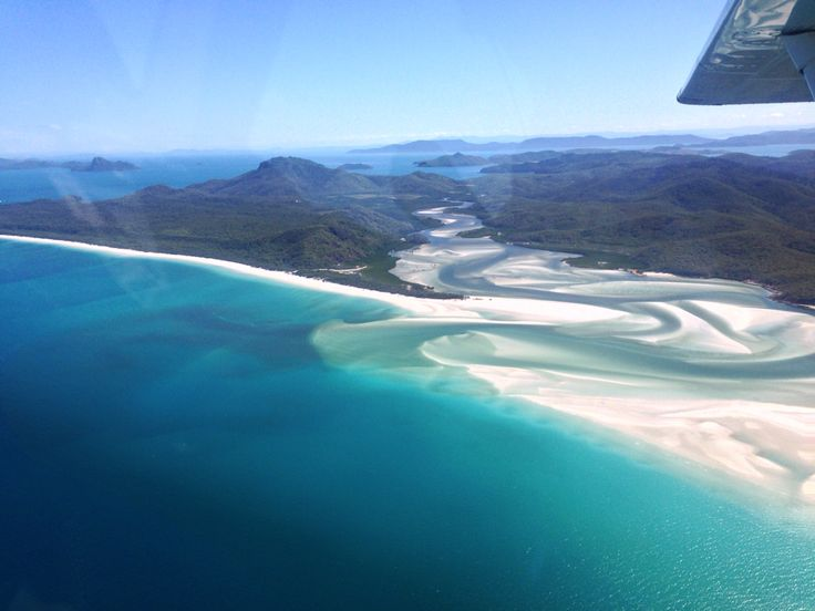Whiteheaven Beach in Queensland