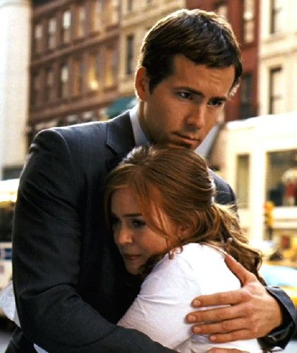 *Ryan Reynolds e Isla Fisher - fallingchow
