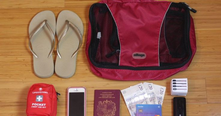 Ten Travel Essentials You Should Never Leave Home Without