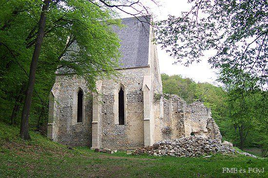 Martonyi, Pálos templom