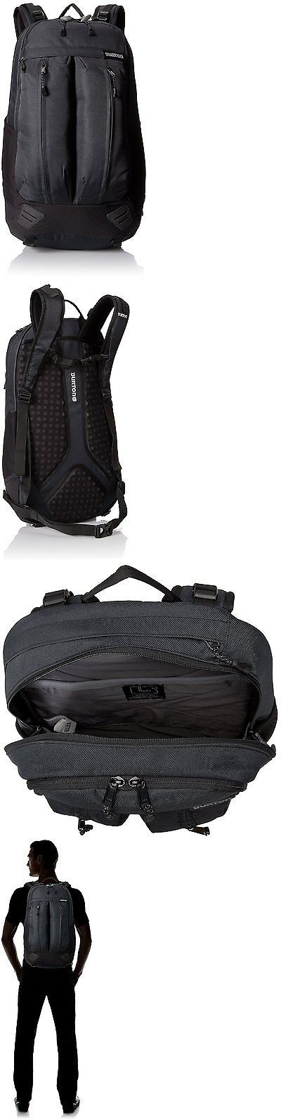 Other Skateboarding Clothing 159079: Burton Bravo Pack, True Black Heather Twill -> BUY IT NOW ONLY: $84.11 on eBay!