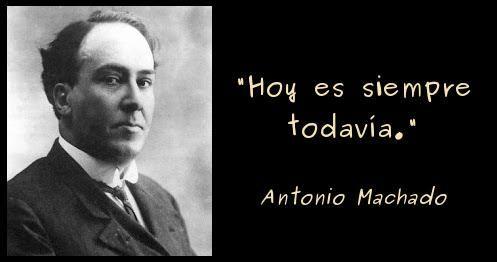 Chistes y Frases: Antonio Machado