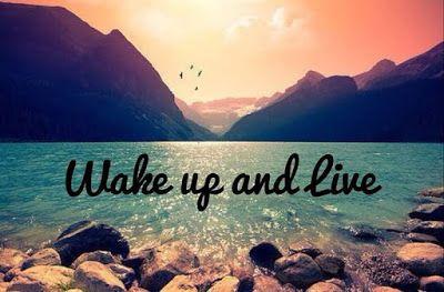 EΓΩ Θα Σου Τα Πω: Ξύπνα!