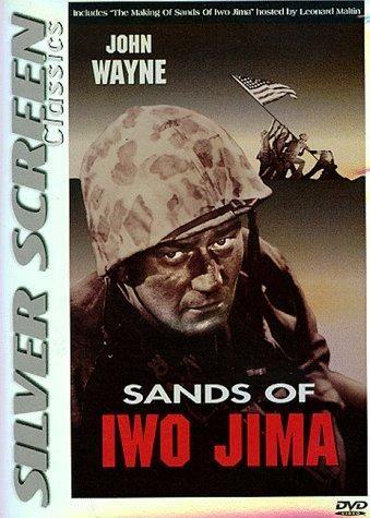 Directed by Allan Dwan. With John Wayne, John Agar, Adele Mara, Forrest Tucker. A dramatization of the World War II Battle of Iwo Jima.