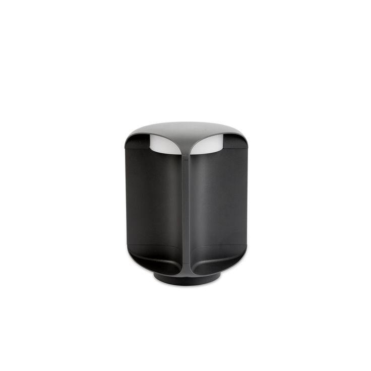 Lámpara LED estilo moderno para exterior Bu oh Faro | Comprar lámparas para muros y paredes de jardin LED #iluminacion #decoracion #diseño #lamparas #exterior #jardin