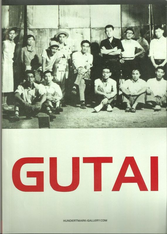 "The Gutai group (具体; means ""Embodiment"") was an artistic movement and association of artists founded (according to most sources) by Jiro Yoshihara in Japan in 1954."