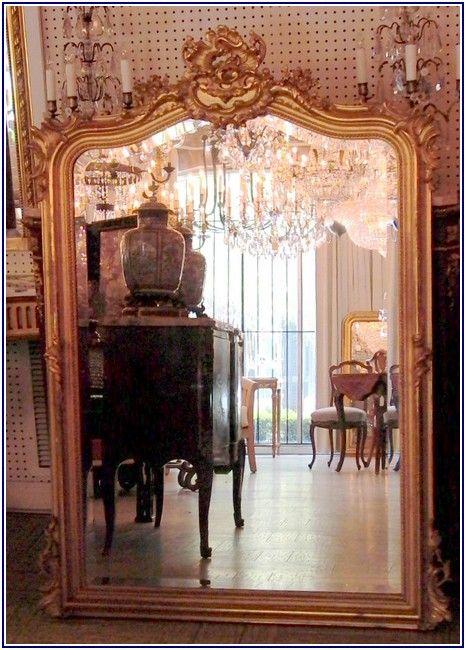 Fantastic Antique Mirrors