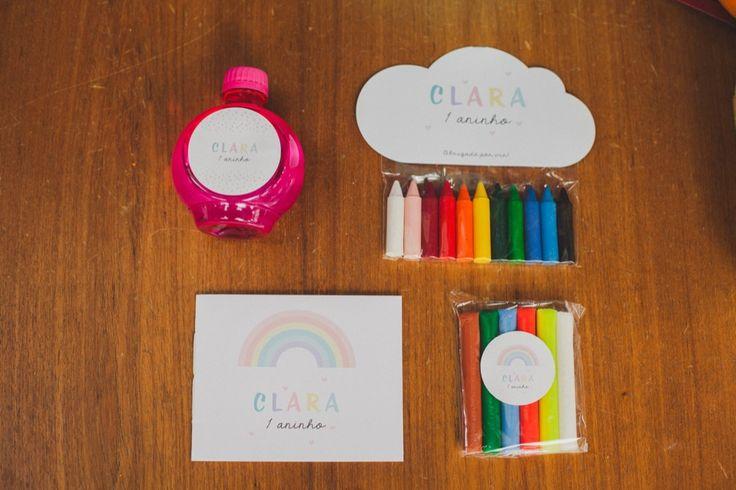InspireBlog – Moms Clara Faz 1 | Quem Fez a Festa Arco-Íris - InspireBlog - Moms