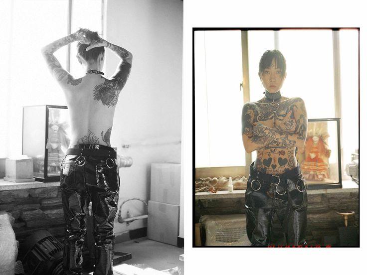 tatoueuses et hors-la-loi : avec les coréennes qui risquent la prison   read   i-D