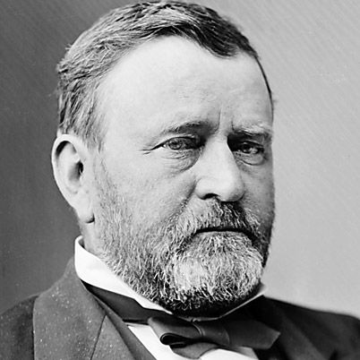 NAME: Ulysses S. Grant  OCCUPATION: U.S. President  BIRTH DATE: April 27, 1822  DEATH DATE: July 23, 1885  EDUCATION: United States Military Academy at West Point, Public schools in Georgetown, Ohio  more about Ulysses  BEST KNOWN FOR    Ulysses S. Grant was U.S. general and commander of the Union armies during the late years of the American Civil War, and 18th president of the United States.