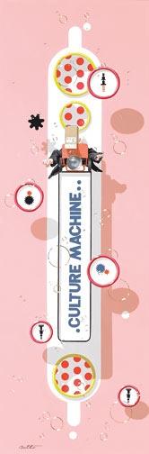 "PHILIPPE BERTHO  ""Machine de Culture"""