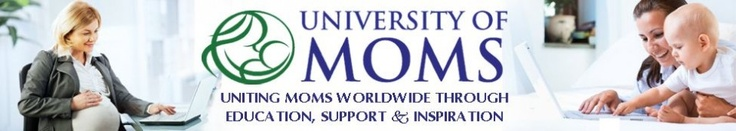 So you're a mom?  Great!  Here is the manual you've been searching for!  The University of Moms was designed for moms like you to get the support, education and inspiration you need from the comfort of your home (or phone/computer) at a price you can afford.  Join now FREE!