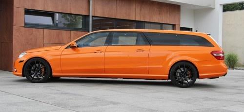 XXL #Mercedes E-Klasse - made in Germany