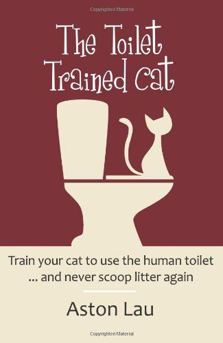 How to Potty Train Your Cat on the Toilet - Cat Toilet Training Tutorial