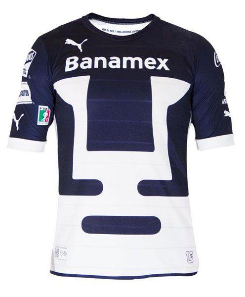 Pumas presenta sus nuevos uniformes. Quiero esta playera!!!!!