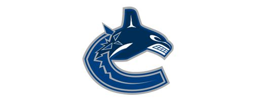 how to draw the vancouver canucks logo