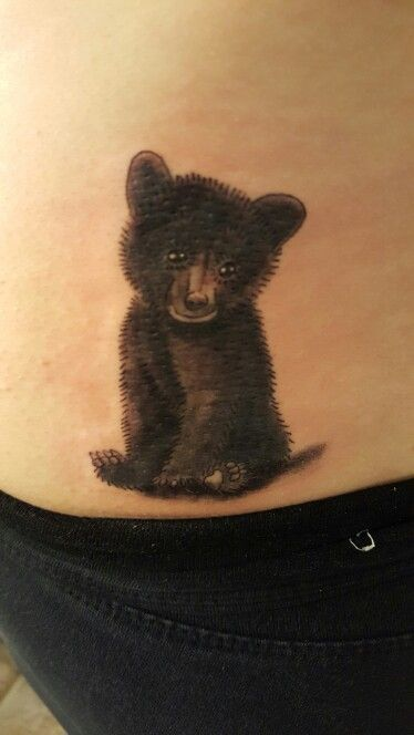 17 best images about tattoo ideas on pinterest lion cub for Bear cub tattoo