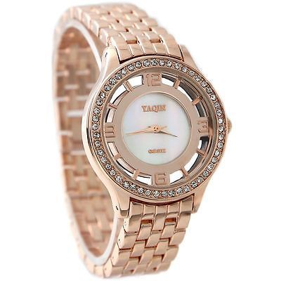 Girls Watch Online Rose Gold Tone Band Rose Gold Tone case Ladies Women Fashion | eBay