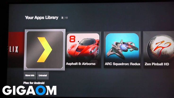 A first look at Amazon's Fire TV via GigaOM