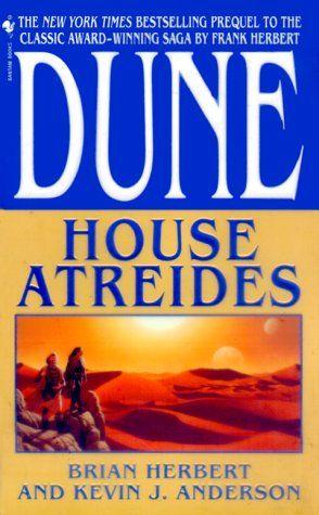 Love Dune series.