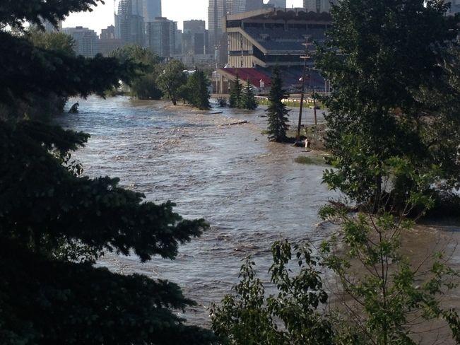 June 22, 2013 Calgary Stampede grounds