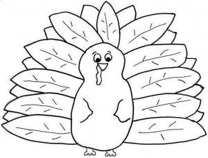 printable free colouring sheets thanksgiving turkey for girls - Thanksgiving Turkey Coloring Page