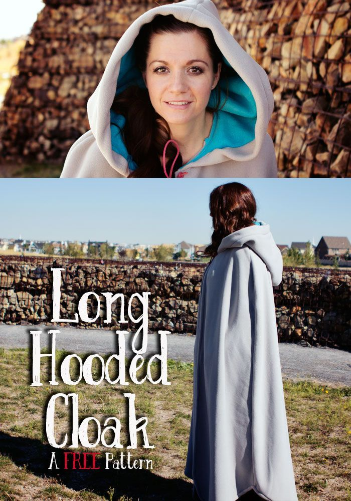 Best 25 Cloak Pattern Ideas On Pinterest Cape With Hood