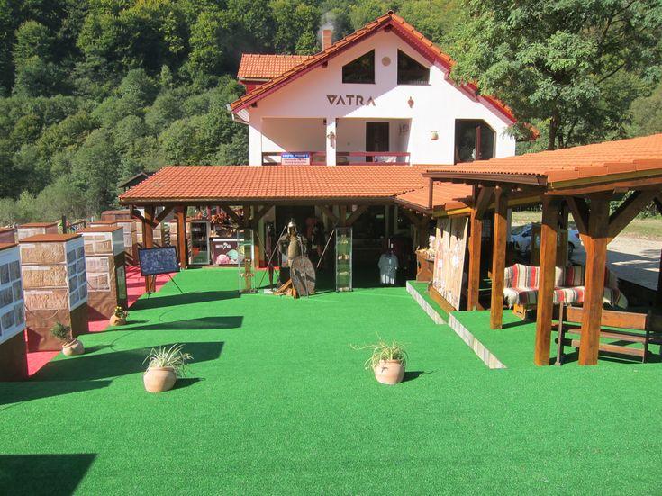 VATRA Centru Turistic INFO POINT Sarmizegetusa