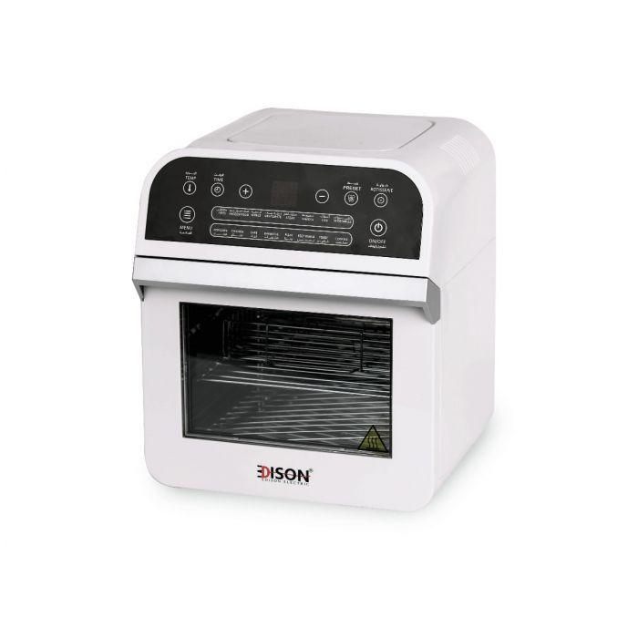قلاية اديسون الهوائيه الجديده 16 وظيفة السيف غاليري Toaster Oven Kitchen Appliances Toaster