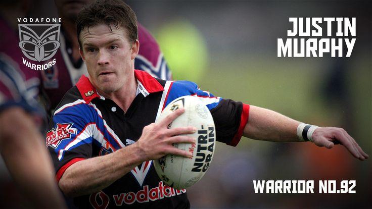 Justin Murphy Warrior No.92