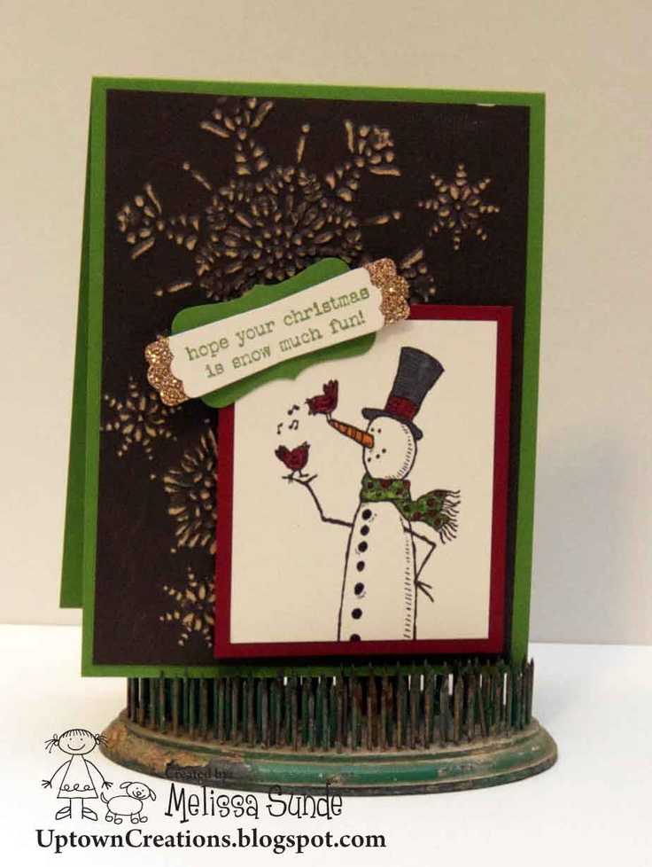 Uptown Creations- Stampin' Up!