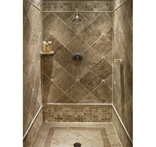 Shower tile - Home and Garden Design Ideas