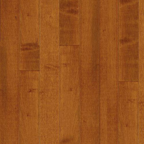 """Hardwood Floors: Bruce Hardwood Flooring - Kennedale Prestige 4"""" Plank - Cinnamon"""